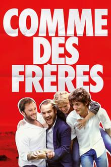 Voir Comme des frères (2012) en streaming