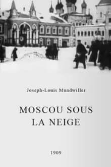 Moscou sous la neige (1909)