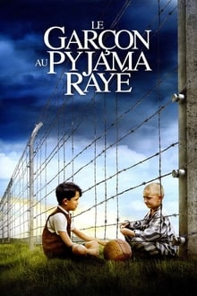 Image Le garçon au pyjama rayé