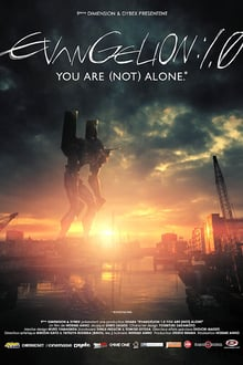 Image Evangelion: 1.0 You Are (Not) Alone