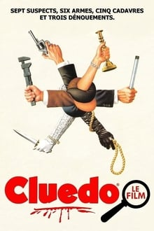 Cluedo series tv