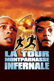 Image La Tour Montparnasse infernale