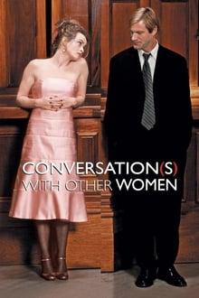 Image Conversation(s) avec une femme