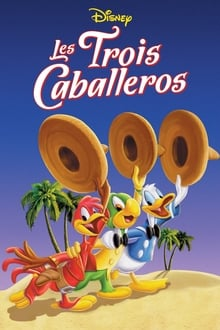 Les Trois Caballeros (1944)