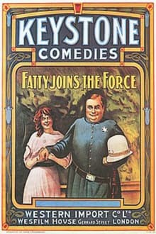Fatty Joins the Force (1913)