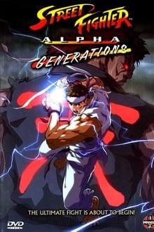 Image Street Fighter Alpha: Generations