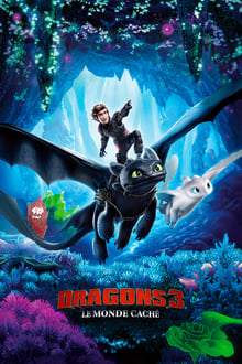 thumb Dragons 3: Le monde caché Streaming