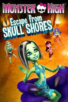 Image Monster High, la bête de l'île au crâne