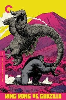 image King Kong contre Godzilla