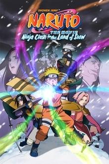 Image Naruto Film 1 : Naruto et la Princesse des neiges