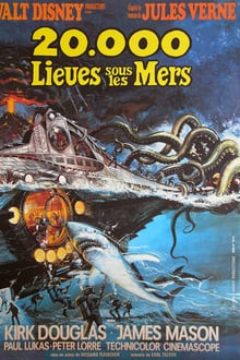image 20 000 Lieues sous les mers