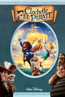 Image Clochette et la fée pirate