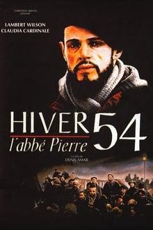 Image Hiver 54, l'abbé Pierre