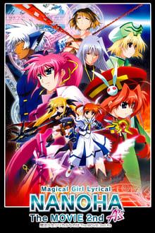 Image Magical Girl Lyrical Nanoha: The Movie 2nd A's