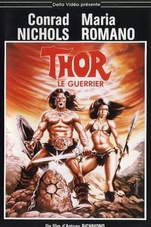 Thor the Conqueror series tv
