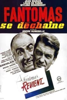 Image Fantômas se déchaîne 1965