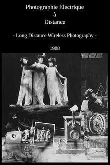 Photographie électrique à distance (1908)