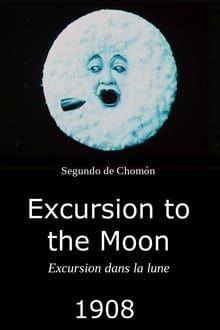 Excursion dans la lune (1908)