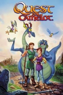 image Excalibur : L'épée magique