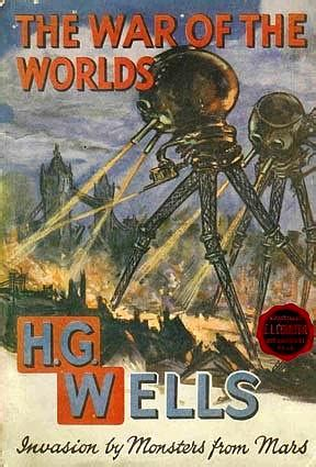 Image HG Wells: War with the World
