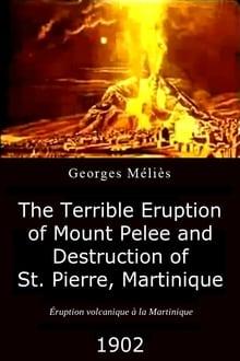 Éruption volcanique à la Martinique (1902)