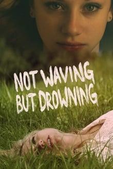 Image Not Waving but Drowning