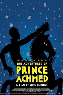 image Les aventures du prince Ahmed