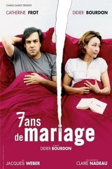 Image 7 ans de mariage