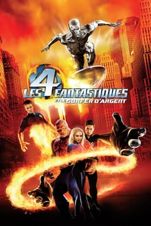 Fantastic Four: Rise of the Silver Surfer series tv