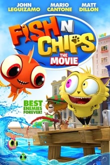 Image Fish N Chips: The Movie