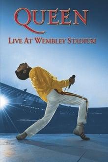 Image Queen - Live at Wembley Stadium 1986