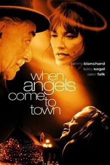 Image Deux anges dans la ville