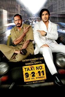 Taxi No. 9 2 11 series tv