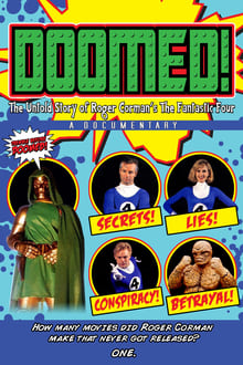Doomed! The Untold Story of Roger Corman's The Fantastic Four series tv