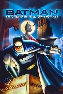Image Batman : La Mystérieuse Batwoman