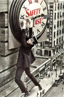 Monte là-dessus ! (1923)