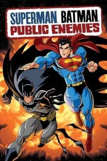 SuperMan/Batman: Ennemis publics series tv