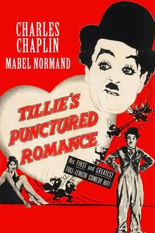 Le Roman comique de Charlot et Lolotte (1914)
