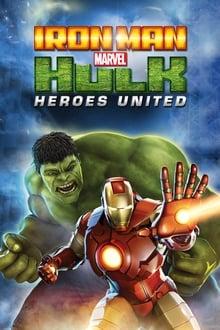 Iron Man & Hulk: Heroes United series tv