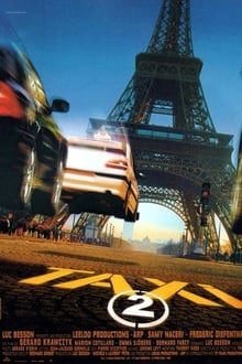 Taxi 2 series tv