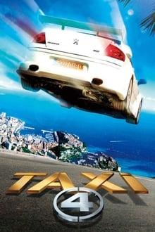 Taxi 4 series tv
