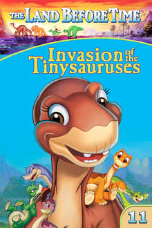 Image Le Petit Dinosaure 11 : L'Invasion des Minisaurus