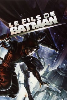 Son of Batman series tv