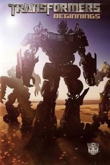 Transformers: Beginnings series tv