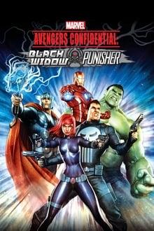 Image Avengers Confidential : La Veuve Noire et Le Punisher