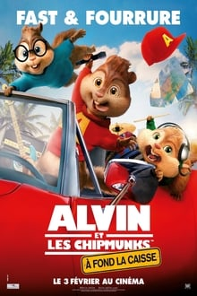 Alvin and the Chipmunks: The Road Chip series tv