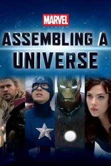 Image Marvel : La naissance d'un univers