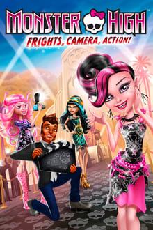 Image Monster High: Frisson, caméra, action!
