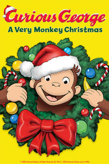 Image Curious George: A Very Monkey Christmas