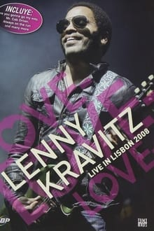 Image Lenny Kravitz - Love Love Love - Live In Lisbon